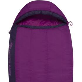 Sea to Summit Quest QuI Sovepose Regulær Damer, violet